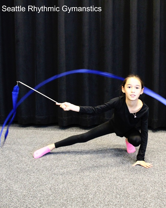 Rhythmic Gymnastics Shooting stars 7 years old and older