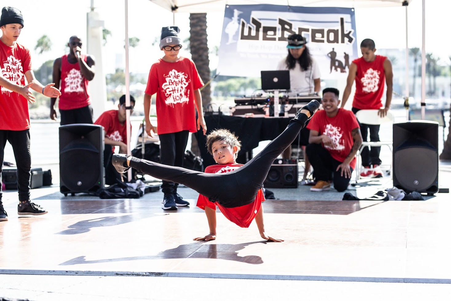 b1f5a4025a25 Webreak is a mobile hip-hop dance company that teaches the proper form of  breakdance to kids all over the Los Angeles and Orange County areas!