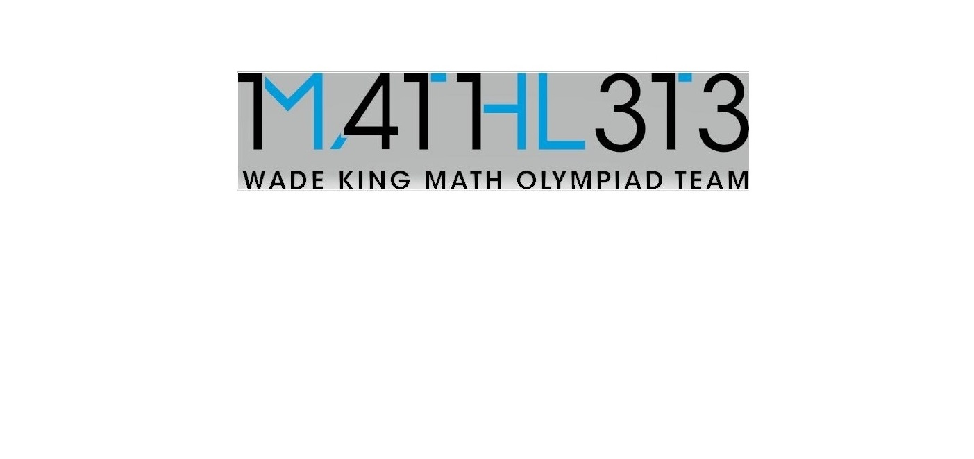 Wade King Math Olympiad Wade King Elementary School Pta 6crickets